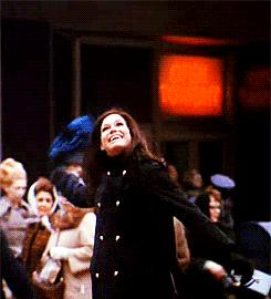 The Thought of Mary Tyler Moore Always Makes Me Happy.