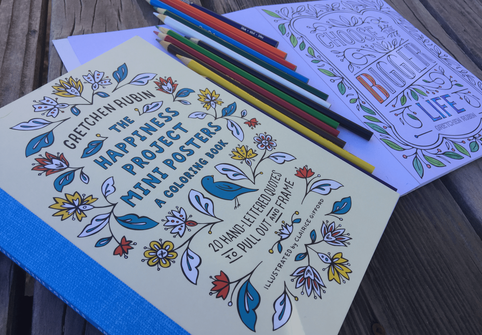 The Coloring Book Project