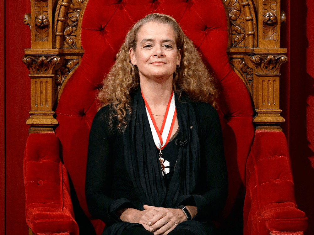 Can You Spot the Tendency of Canada's Governor General?
