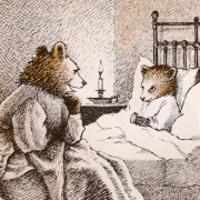 "A Little Happier: Why the Children's Book ""Little Bear"" Made Tears Come into My Eyes."