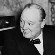 A Little Happier: Winston Churchill's Life Proves that We Can't Know What's Good or Bad Luck.