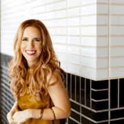 Podcast 235: Talking Happiness with Bestselling Author Rachel Hollis and the Fun of Recreating a Childhood Menu.