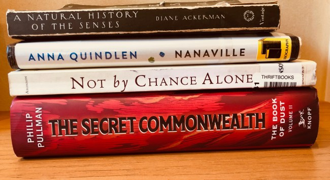 What I Read This Month: October 2019