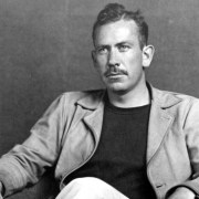 A Little Happier: Novelist John Steinbeck and King Arthur Show Me How to Think Outside the Box