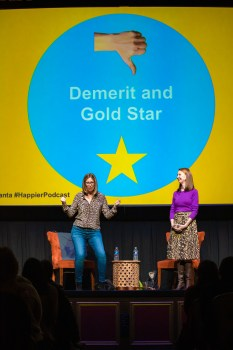 Sharing our Demerits and Gold Stars