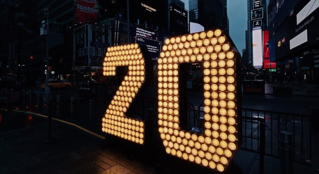 "Tired of Making New Year's Resolutions? Try Making a ""20 for 2020"" List Instead."