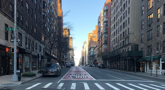 """""""New York City, Lexington Avenue, Rush Hour""""—The Song from My COVID-19 Musical."""
