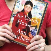 "The Next Pick for the Happier Podcast Book Club: ""The Dutch House: A Novel"" by Ann Patchett."