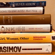 What I Read This Month: September 2020