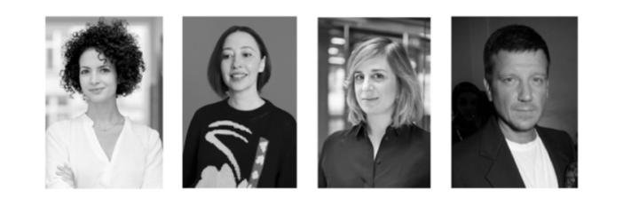 Alya Sebti, Katerina Chuchalina, Marina Otero Verzier e Stefan Kalmár