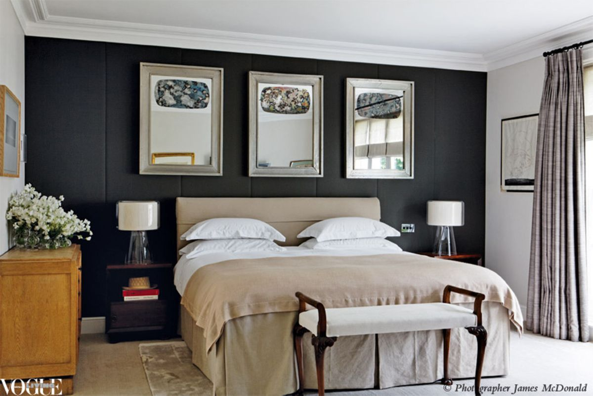 21 dreamy bedrooms to inspire a makeover  Vogue Living