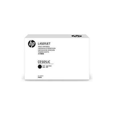 HP LASERJET P2035 CONTRACT TONER BLACK / CE505AC