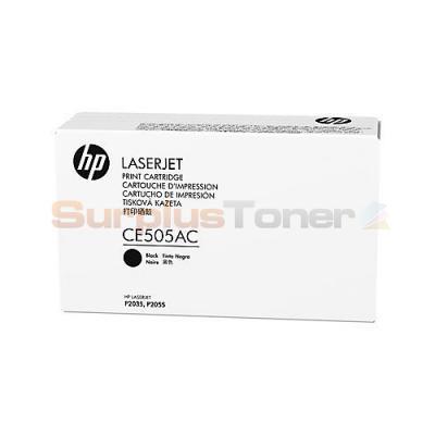 HP LASERJET P2035 TONER BLACK XEROX CE505A / 003R99807