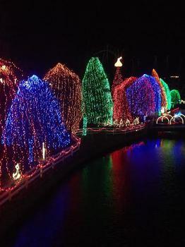 christmas lights usa # 58