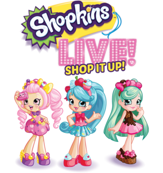 Shopkins Live Shop It Up Giveaway