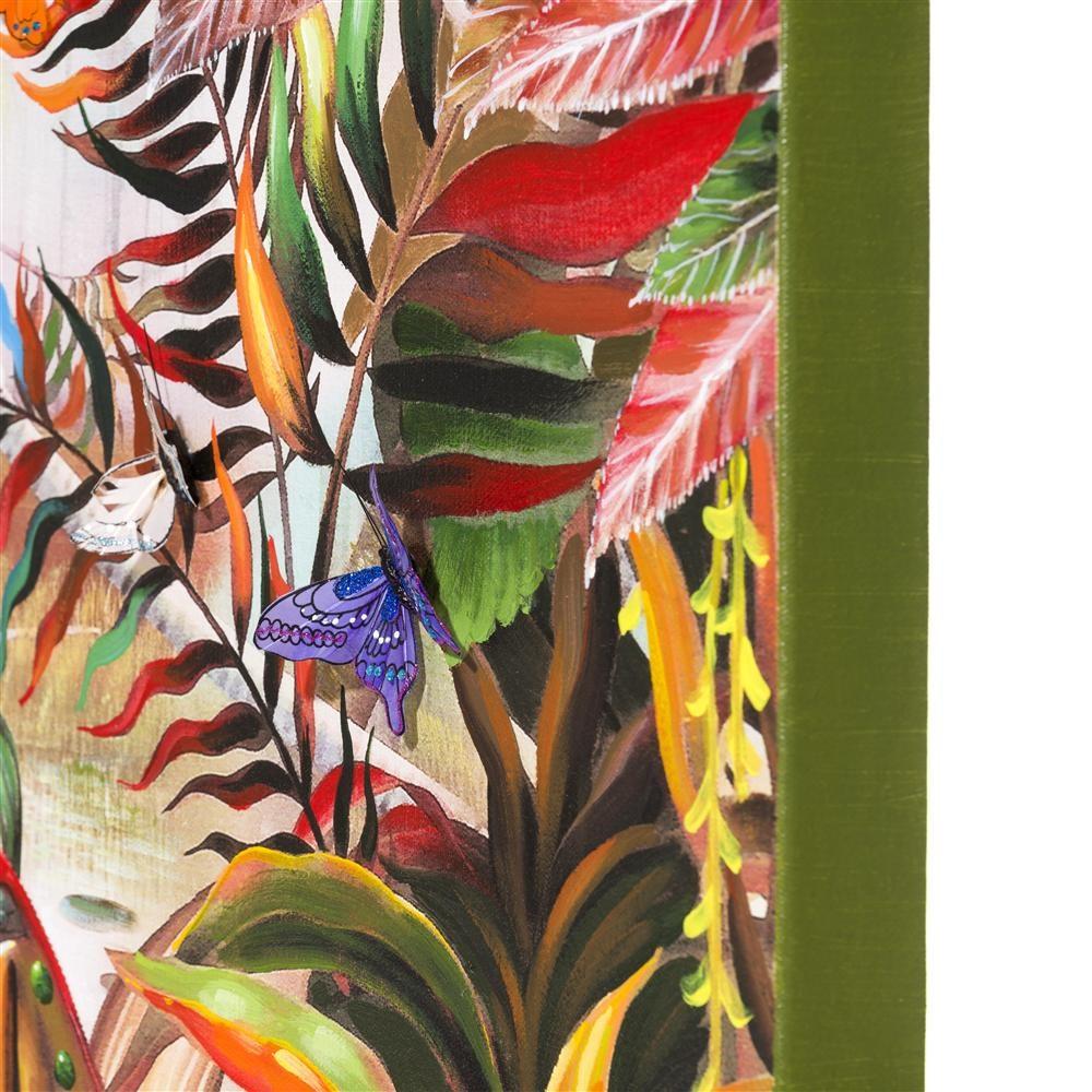 Schilderij JUNGLE FEVER in Multikleur nu bestellen in de
