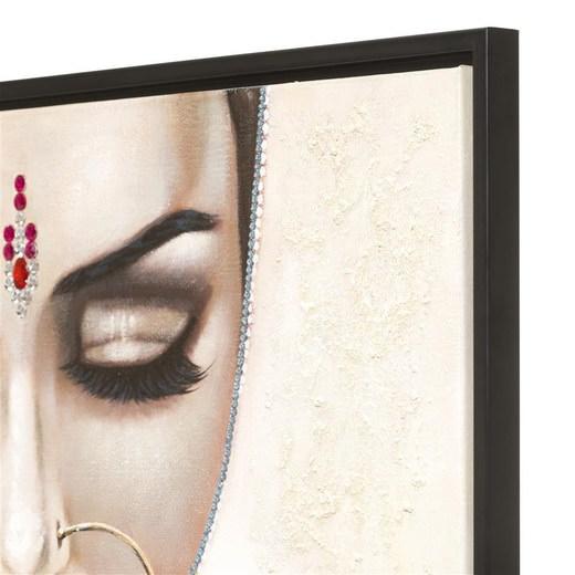 Schilderij INDIAN BRIDE in Multikleur nu bestellen in de