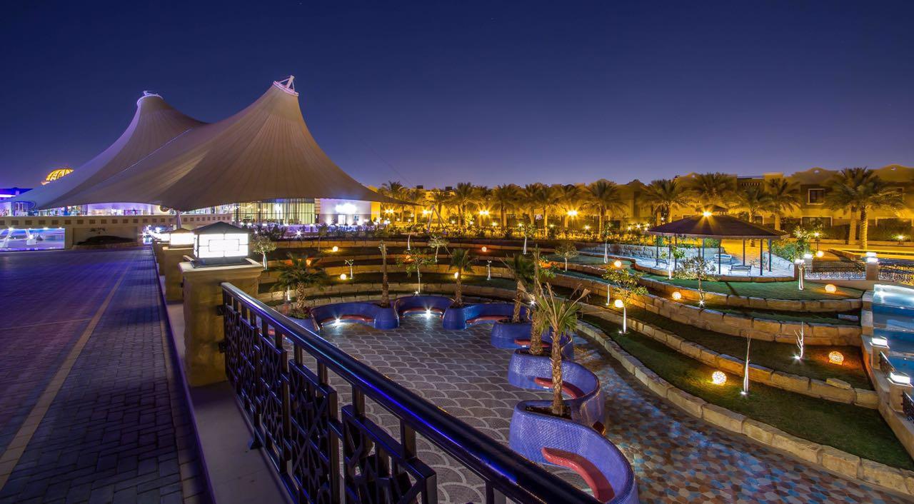 Al Nakhla Residential Resort  1 Website for the Top