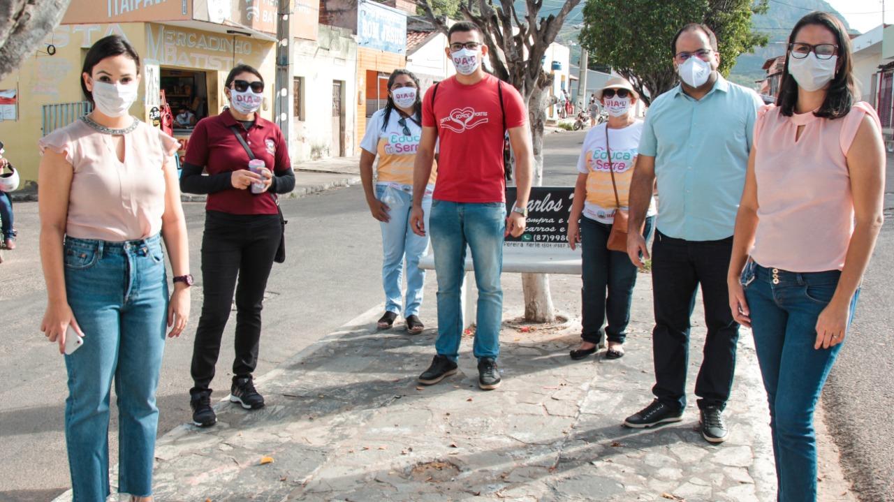 Secretaria de Saúde promove Dia D contra o novo coronavírus ...