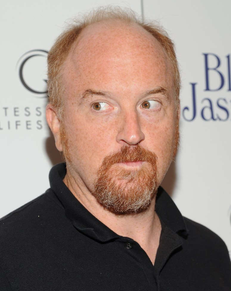 """Louis CK's Episode of """"Louie"""" About Fat Women 