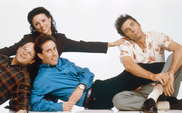 Seinfeld's 25th Anniversary, and There's Still Nothing Like It   Time
