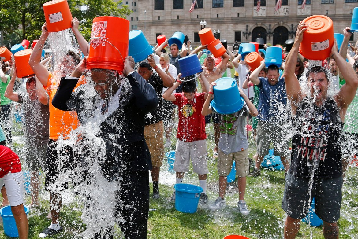 ALS Ice Bucket Challenge: How it Started | Time