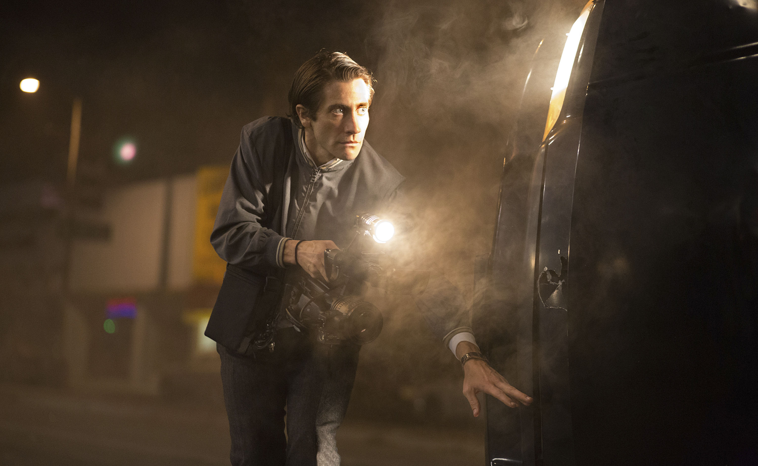Review: Nightcrawler Exposes the Predations of TV News | Time