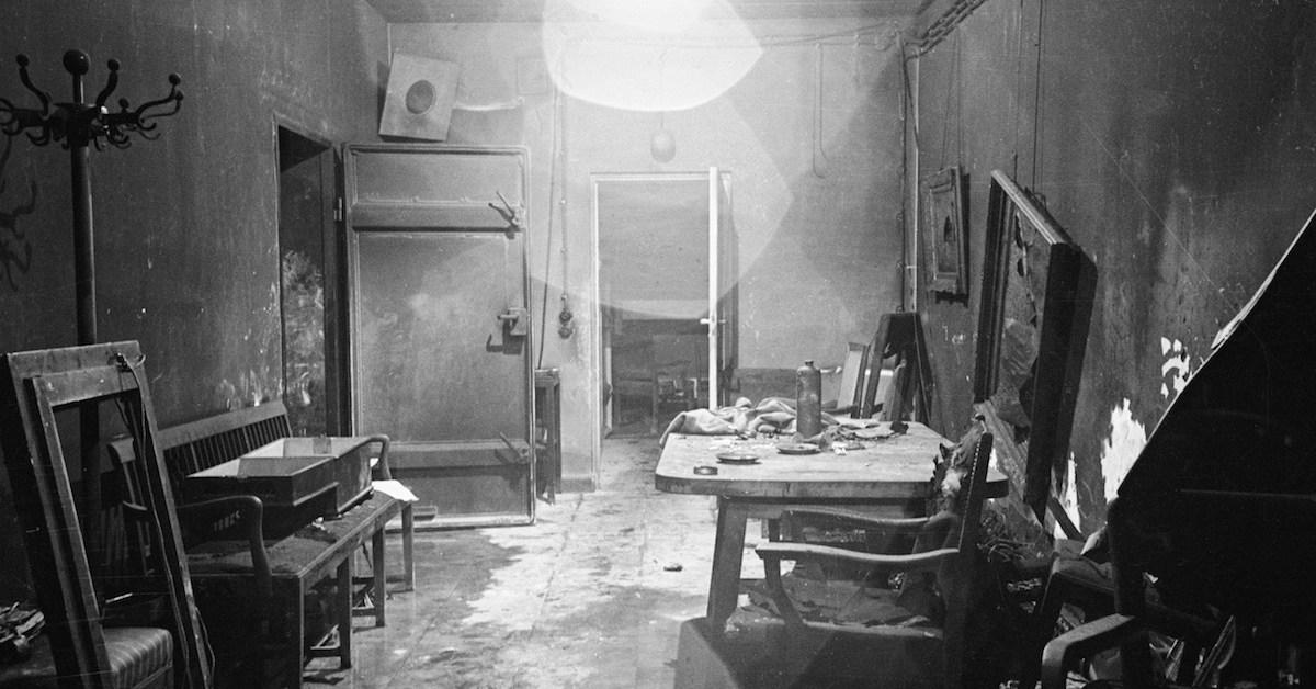 Adolf Hitler's Bunker