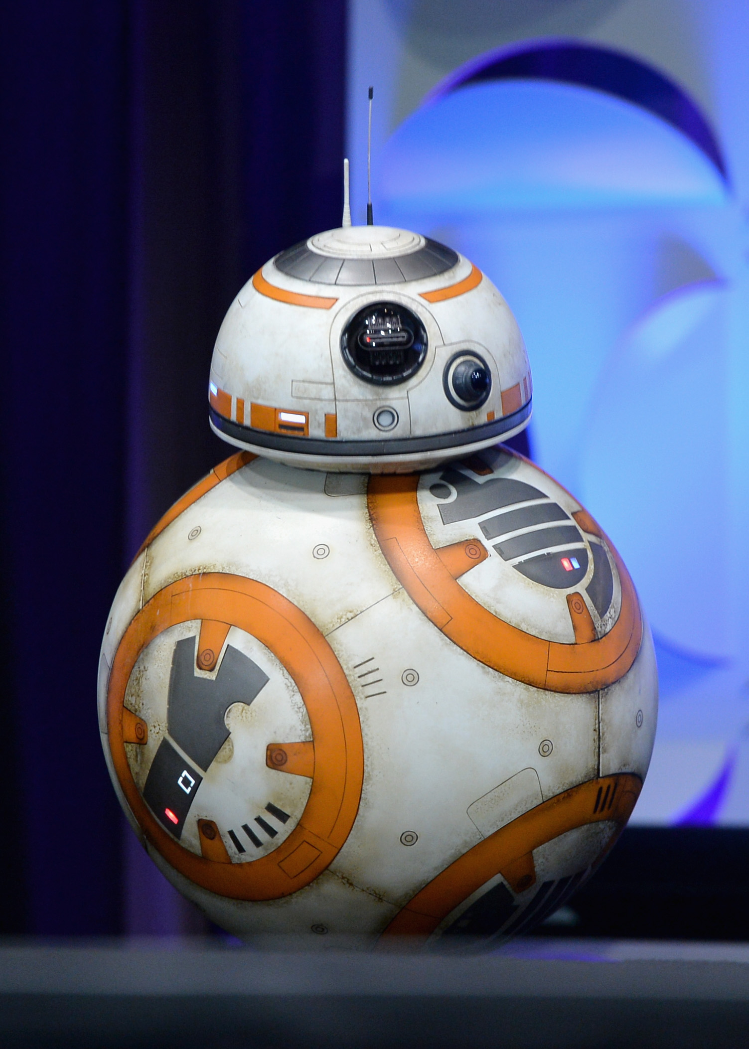 Robot Star Wars Bb8 : robot, Wars', Droid, Actually, Works