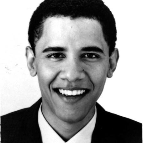 Then-Illinois State Senator Barack Obama, shown in a 1999 file photo.