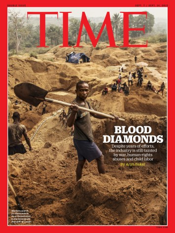 The Fight Against Blood Diamonds Continues | TIME