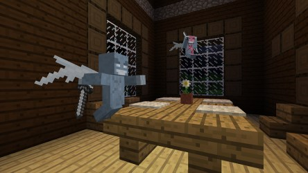 Exclusive: Minecraft Adds Exploration Update New Enemies Time