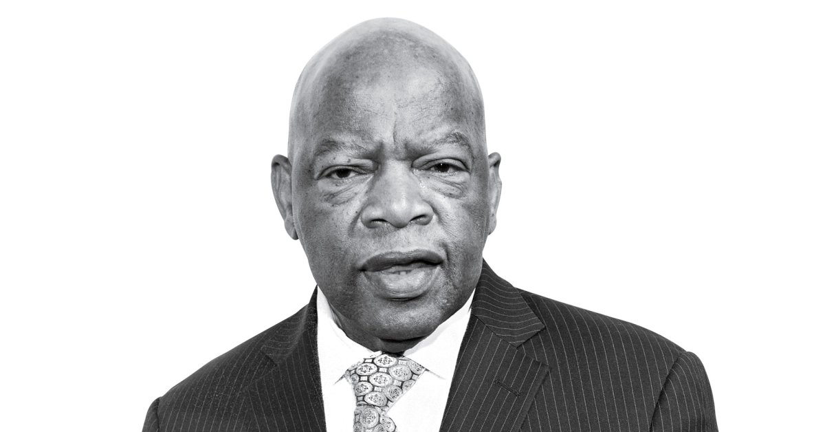 John Lewis On Health Care Trump Protests And Race Today