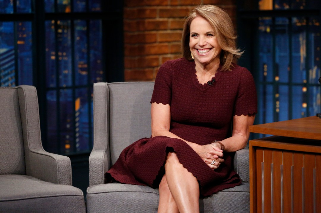 Katie Couric on Surviving Christmas After Her Husband Passed | Time