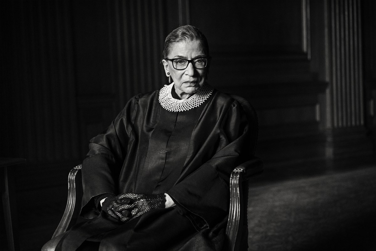 Ruth Bader Ginsburg Has Died. She Leaves Behind a Vital Legacy for Women —  and Men   Time
