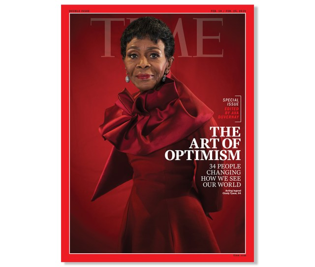 Hollywood Legend Cicely Tyson On Why Shell Never Retire Time