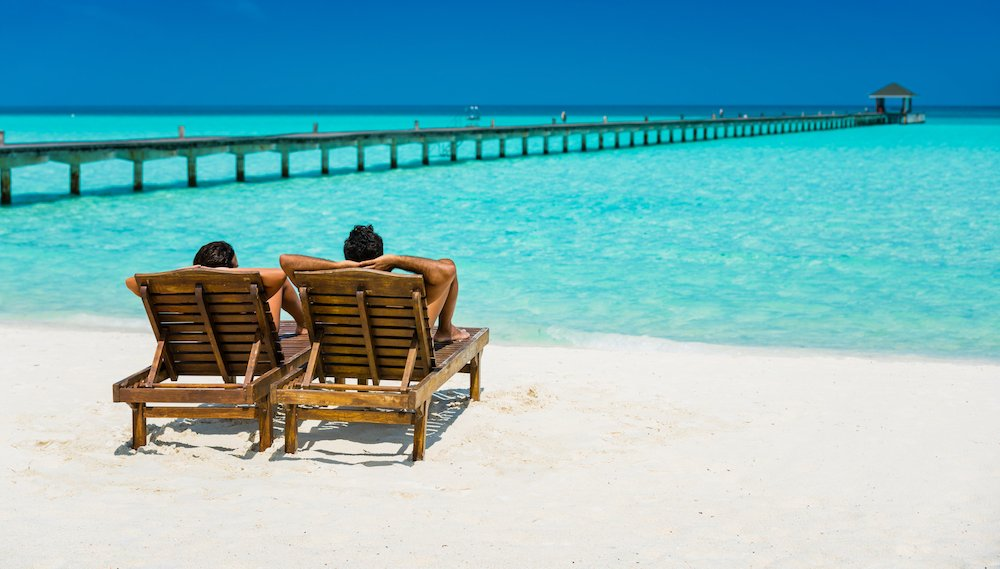 How To Take A Relaxing Vacation Without Stressing About Work Time