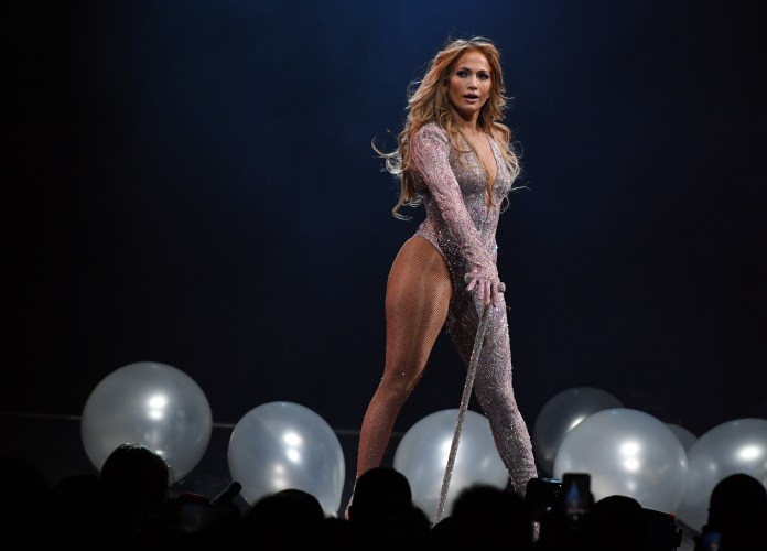 Jennifer Lopez Dancing at 50th Birthday Party Video   Time