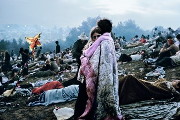 The Couple in the Woodstock Soundtrack Album Cover Photo | Time