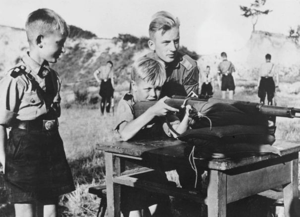 Hitler Youth and the Real Nazi History Behind 'Jojo Rabbit'   Time