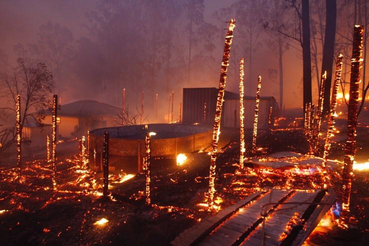 Australia Bushfires: Worse To Happen, Weather Forecast. 9