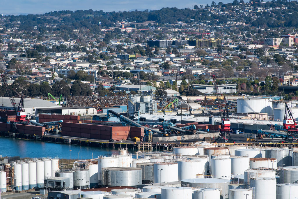 California City Votes to Shut Crucial Port to Coal Exports | Time