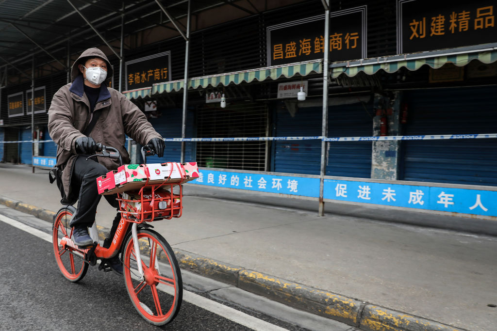 Inside Wuhan: Chinese City at Center of Coronavirus Outbreak | Time