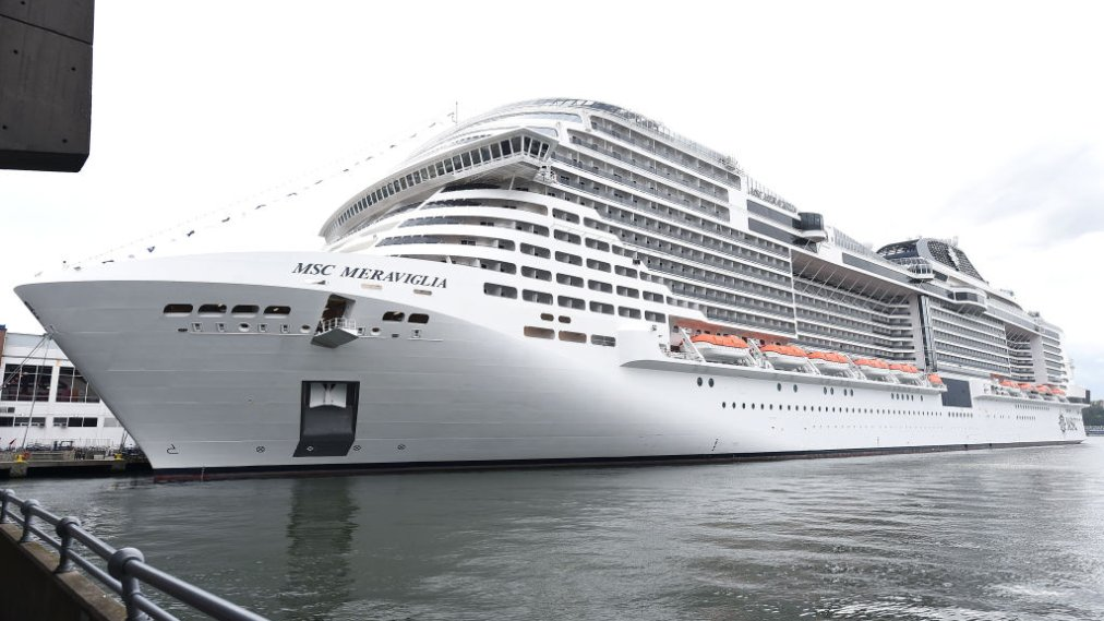 Cruise Ship Sailing for Mexico After Being Denied Entry Over ...