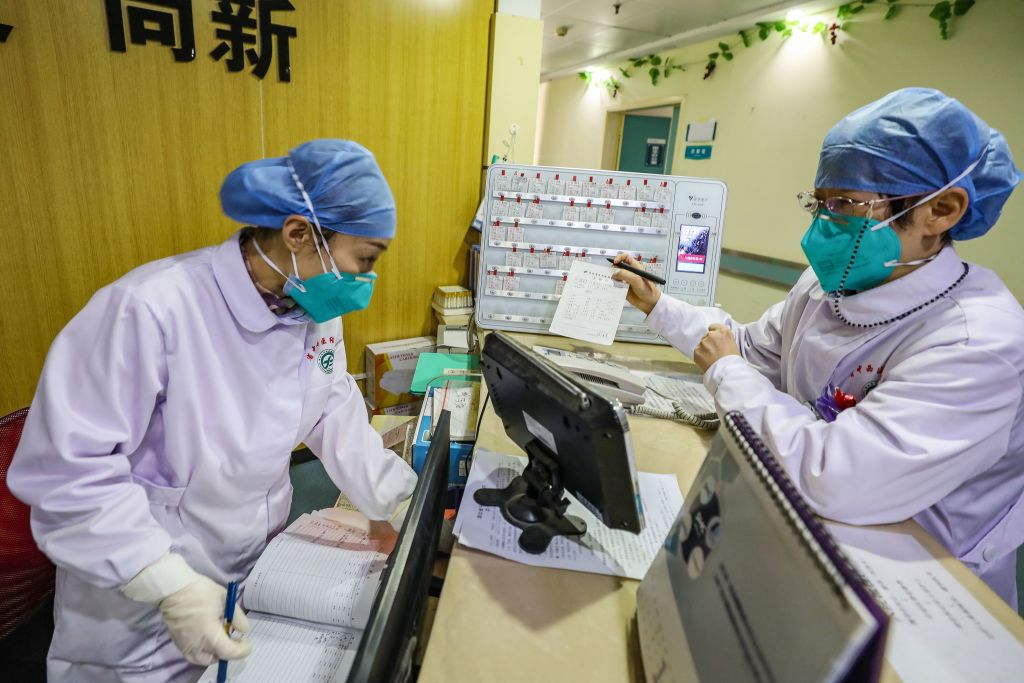 Coronavirus Treatment Beings Human Trials in China | Time