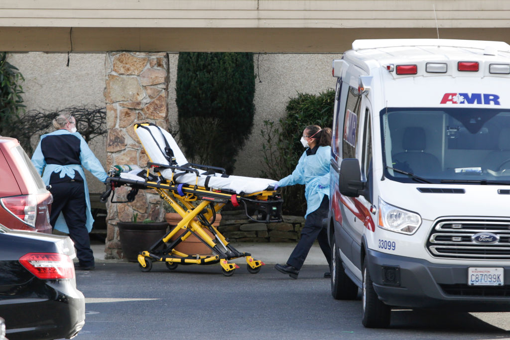 U.S. Confirmed COVID-19 Cases Now Over 760 With 27 Dead | Time