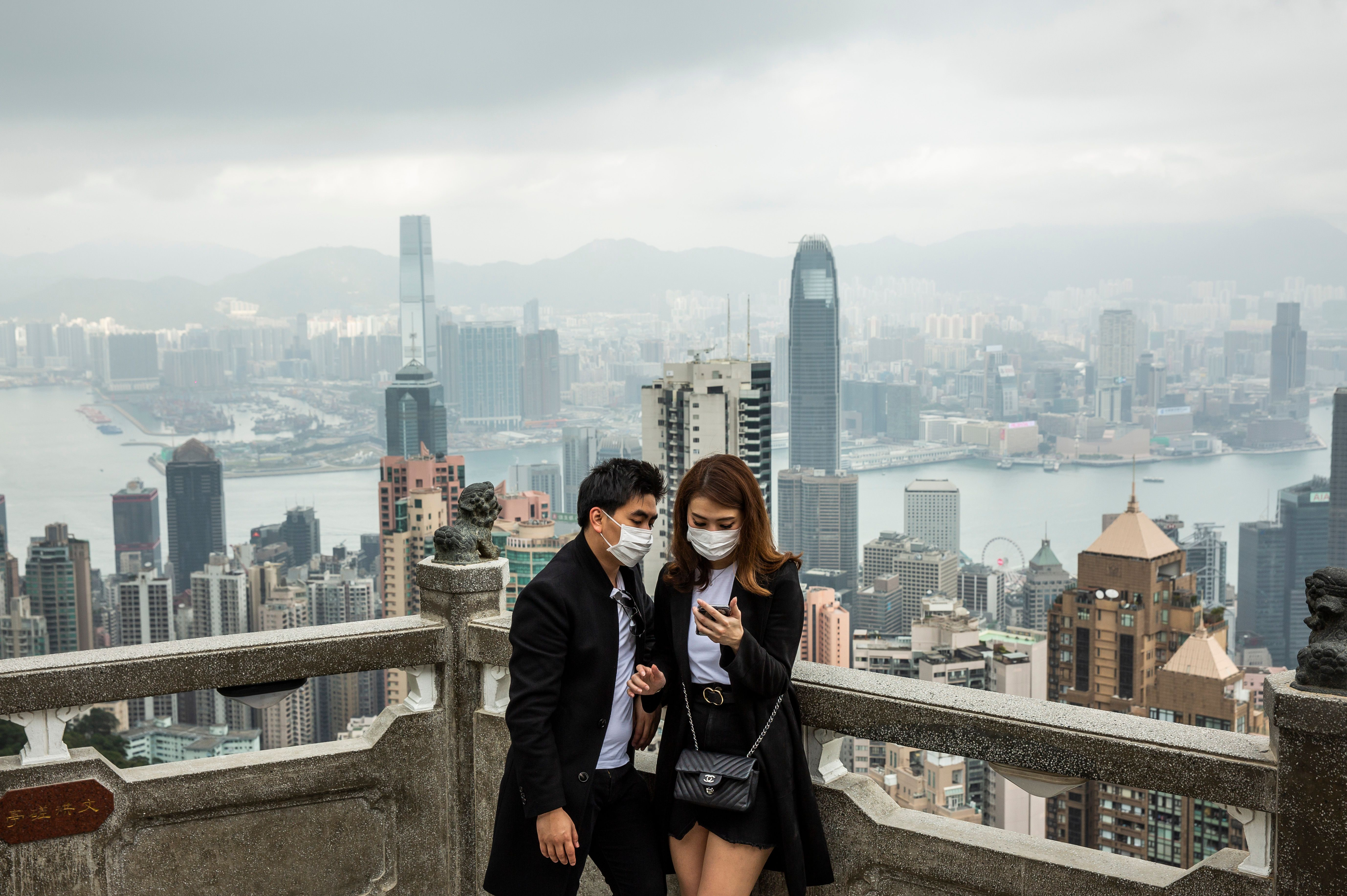 Hong Kong Closes Schools Until April Over Coronavirus Fears | Time