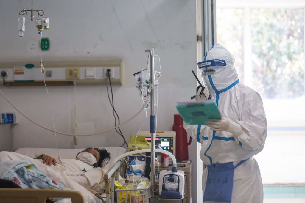 Hospitals in China Turn Away Other Patients Amid Coronavirus ...