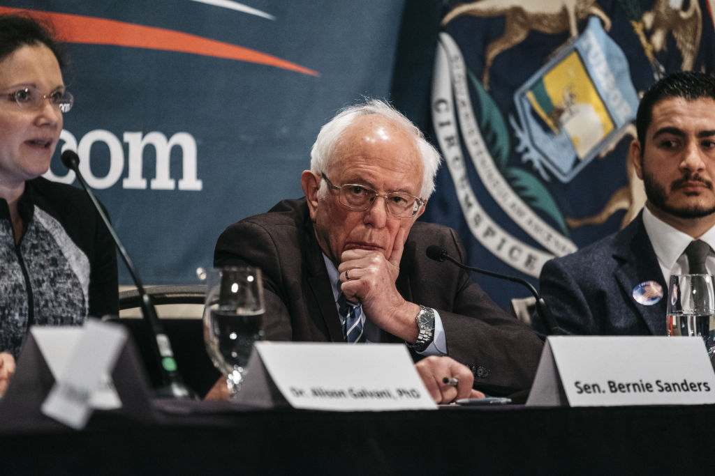 Bernie Sanders Vows to Remain in 2020 Race | Time
