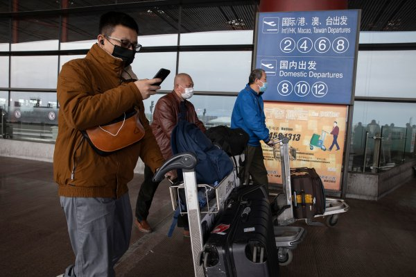 China Is Now Blocking Flights to Keep Coronavirus Out | Time